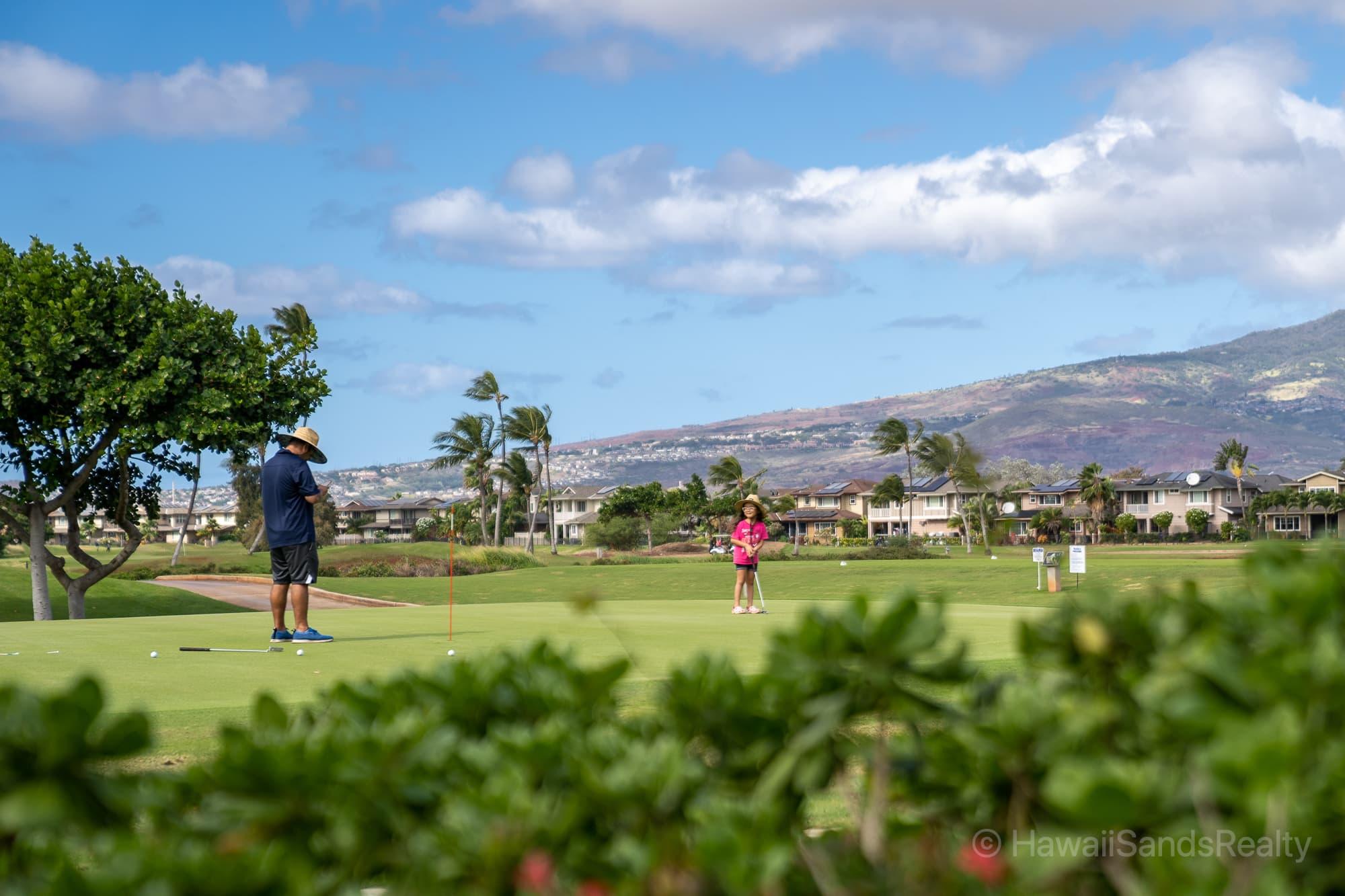 Ewa Gentry Golf Course
