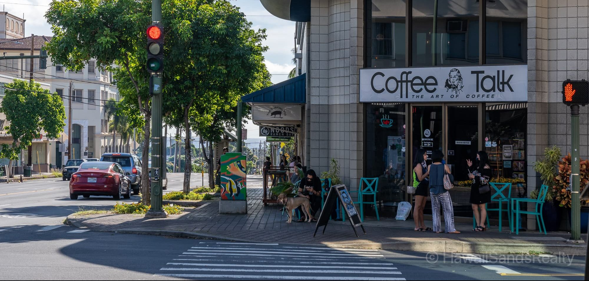 Kaimuki Coffee Shop